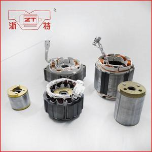 HIGH-EFFICIERCY RARE EARTH PERMANENT MAGNET MOTOR